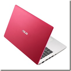 Asus X200e pink